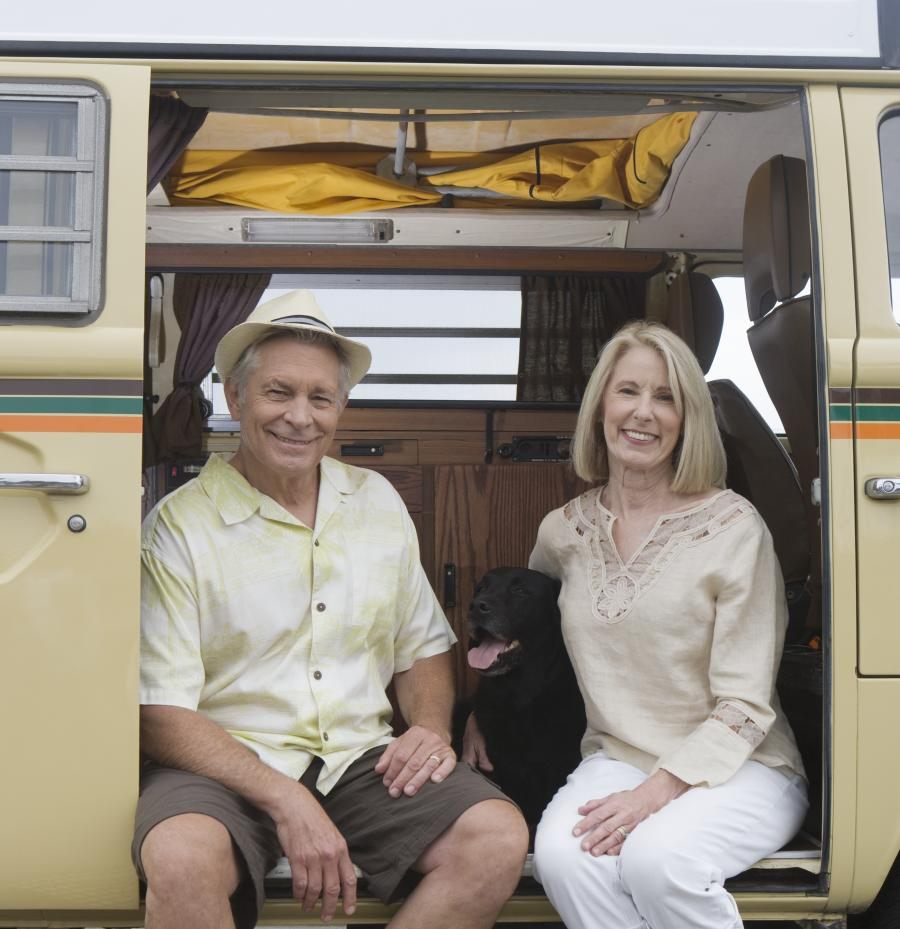 How to travel in an RV with pets: an in-depth guide 1