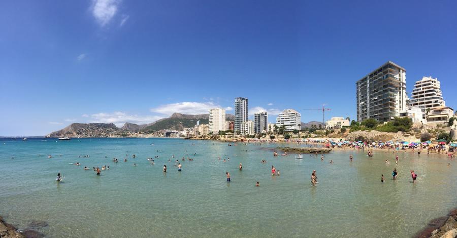 Spend your fall, winter, or spring in Calpe Spain Is Calpe a good snowbird location