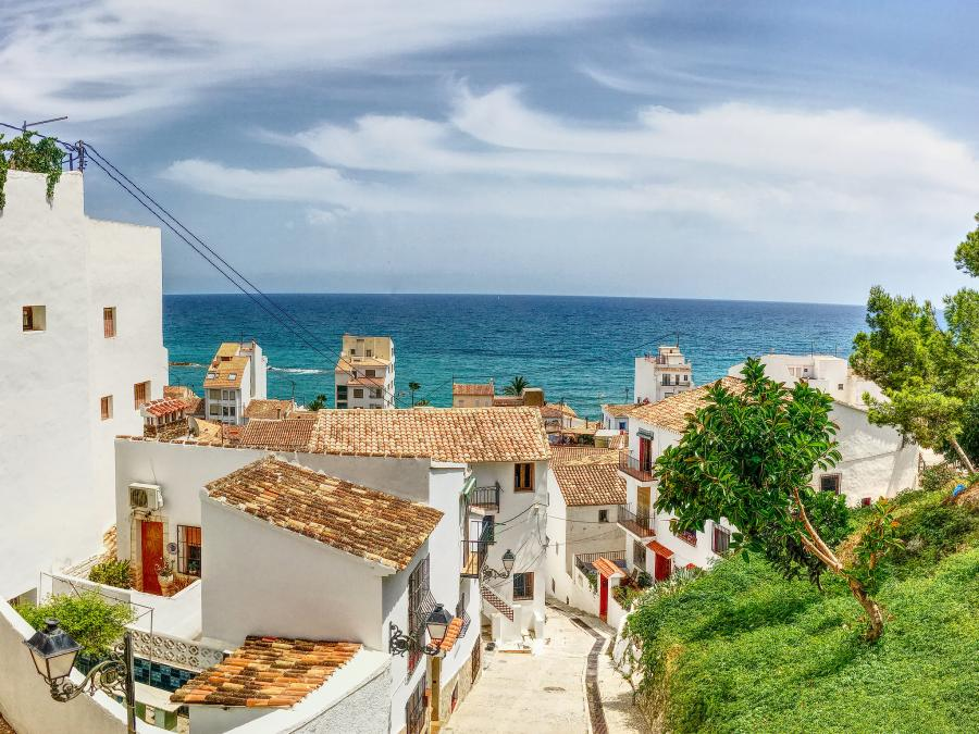 Spend your winter in Altea, Spain: Is Altea a good snowbird location? 1