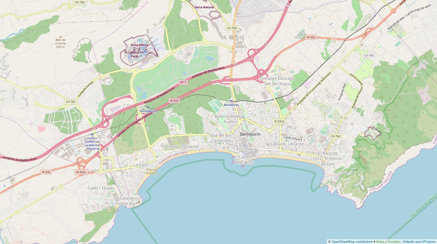 Spend your winter in Benidorm, Spain: Is Benidorm a good snowbird location? 3