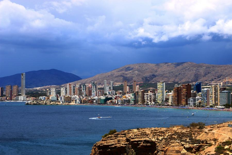 Spend your winter in Benidorm, Spain: Is Benidorm a good snowbird location? 1