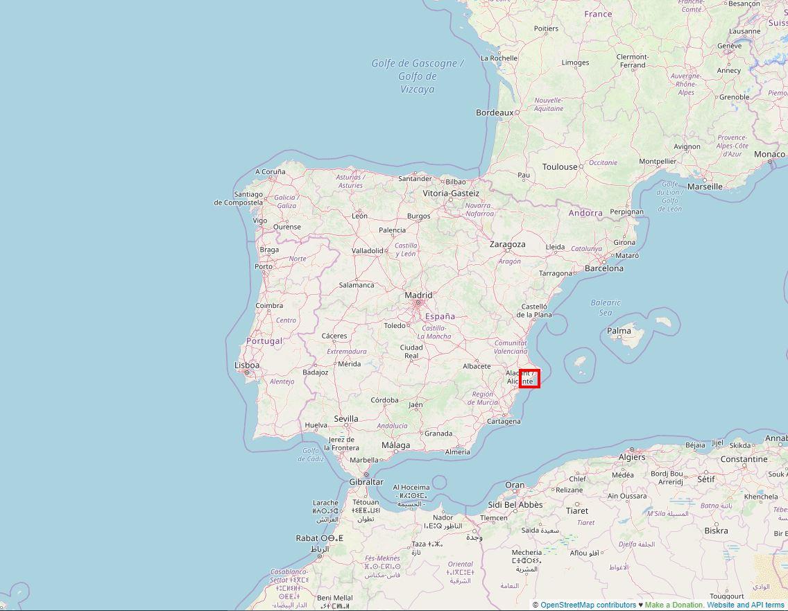Spend your winter in La Vila Joiosa, Spain: Is La Vila Joiosa a good snowbird location? 3