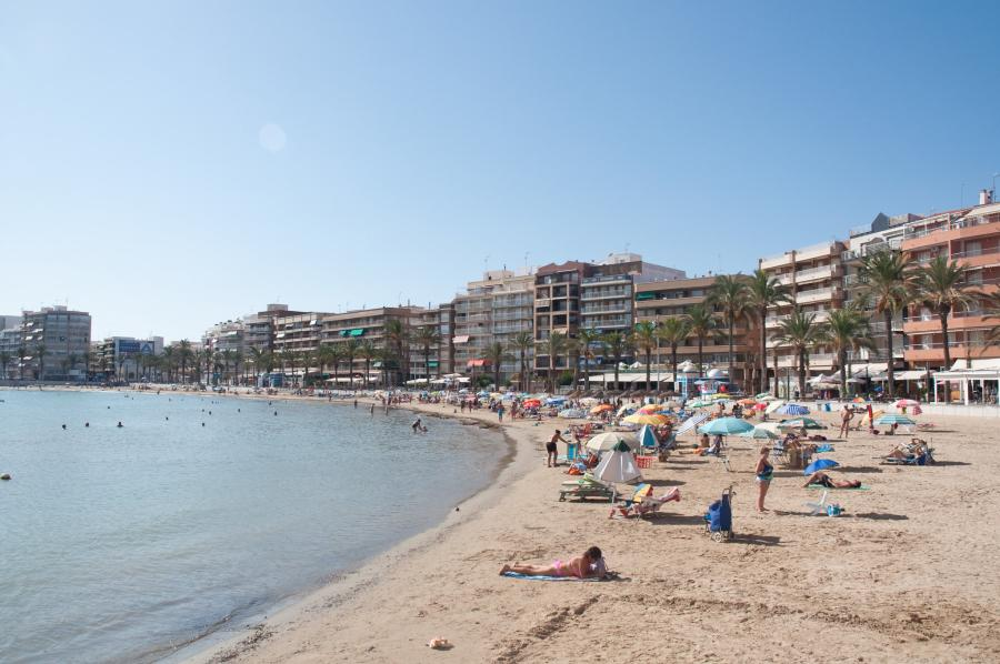Spend your winter in Torrevieja, Spain: Is Torrevieja a good snowbird location? 1