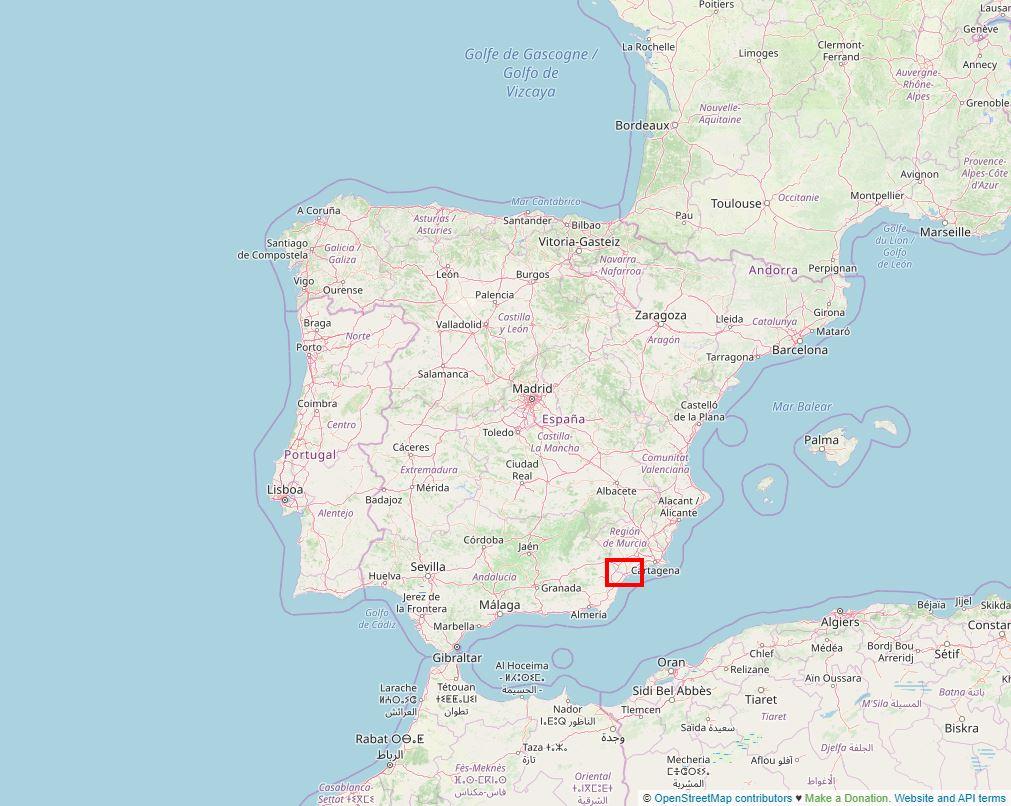 Spend your winter in Puerto de Mazarrón, Spain: Is Puerto de Mazarrón a good snowbird location? 3