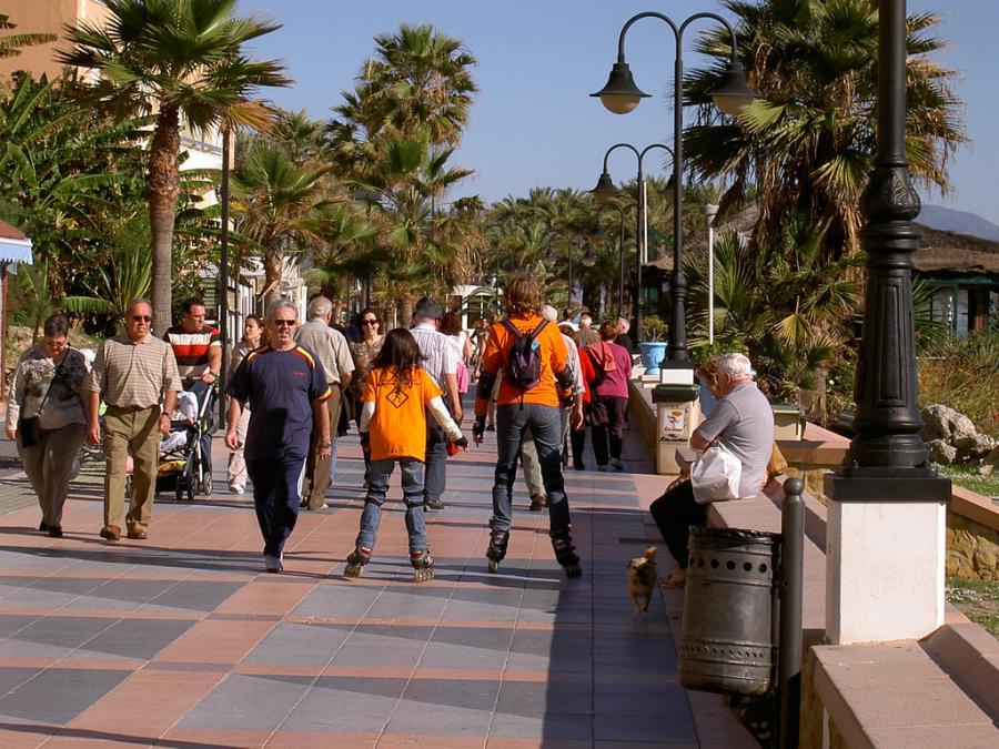 Spend your winter in Torremolinos, Spain: Is Torremolinos a good snowbird location? 1