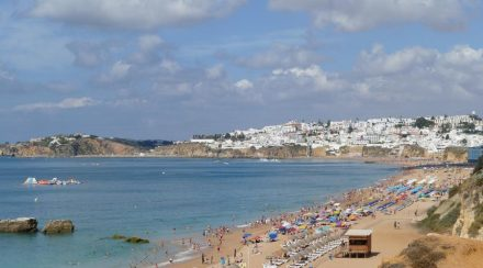 Spend your winter in Albufeira, Portugal: Is Albufeira a good snowbird location?