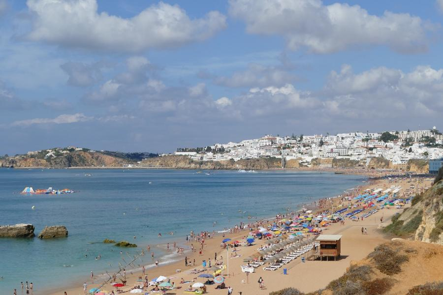 Spend your winter in Albufeira, Portugal: Is Albufeira a good snowbird location? 1