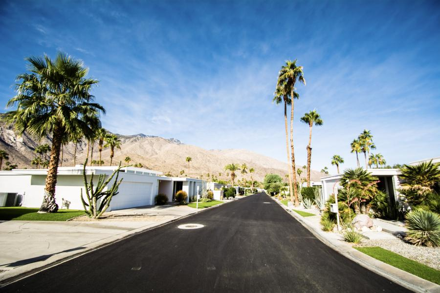 Spend your winter in Palm Springs, California: Is Palm Springs a good snowbird location? 1