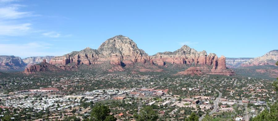 Spend your winter in Sedona - Arizona - Is Arizona a good snowbird location 1