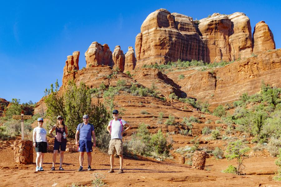 Spend your winter in Sedona - Arizona - Is Arizona a good snowbird location 11