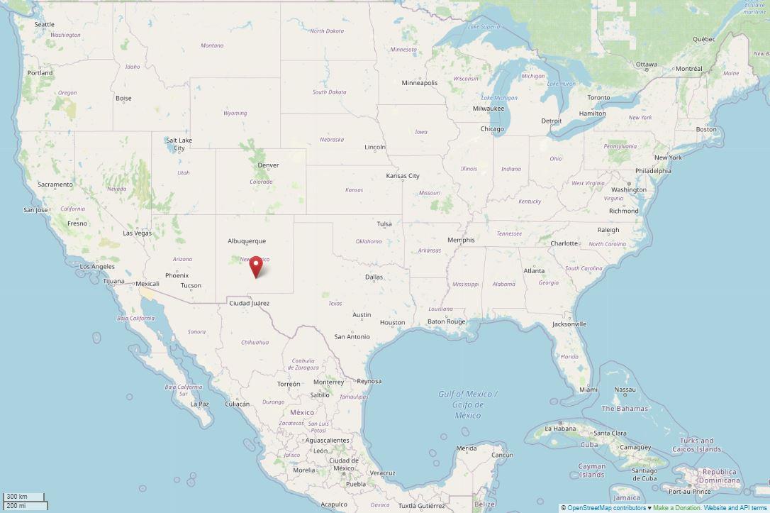 Spend your winter in Alamogordo - New Mexico - Is Alamogordo a good snowbird location 2