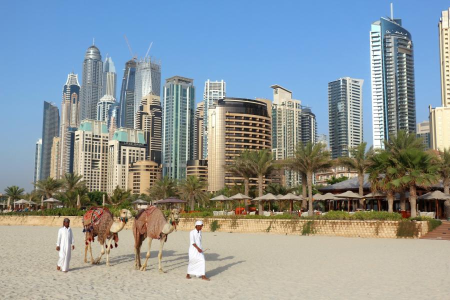Spend your winter in Dubai - Is Dubai a good snowbird location 1