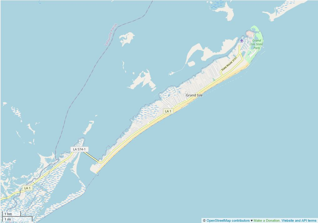 Spend your winter in Grand Isle - Louisiana - Is Grand Isle a good snowbird location 3