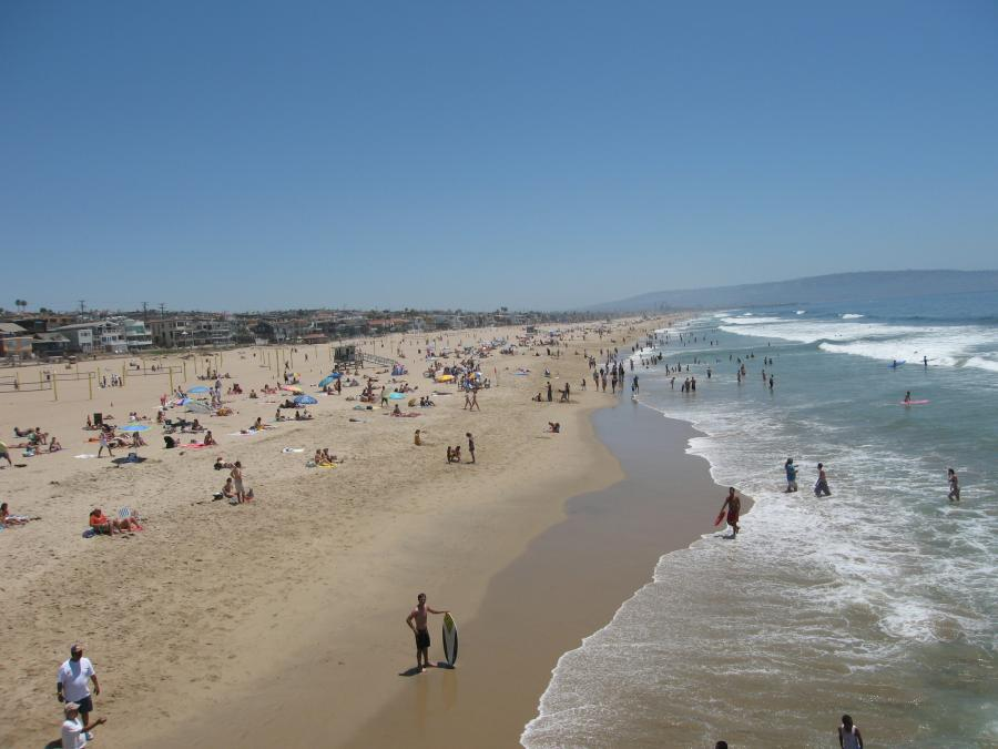 Spend your winter in Hermosa Beach - California - Is Hermosa a good snowbird location 1
