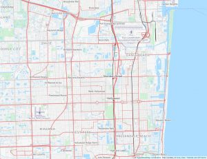 Spend your fall, winter, or spring in Hollywood, Florida - Is Hollywood a good snowbird location