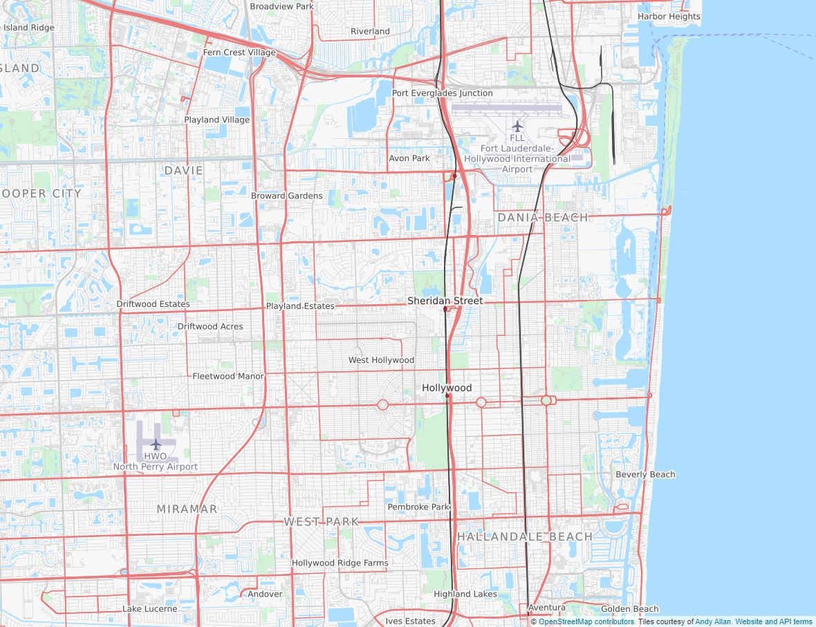 Spend your winter in Hollywood, Florida: Is Hollywood a good snowbird location? 1