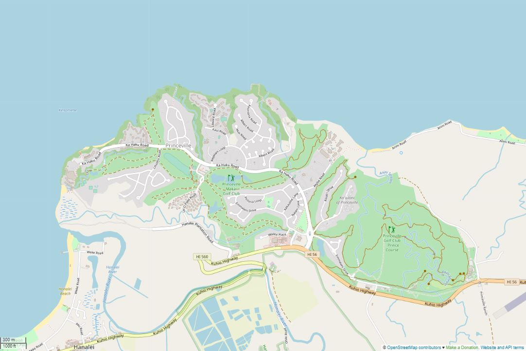 Spend your winter in Princeville - Hawaii - Is Princeville a good snowbird location 3