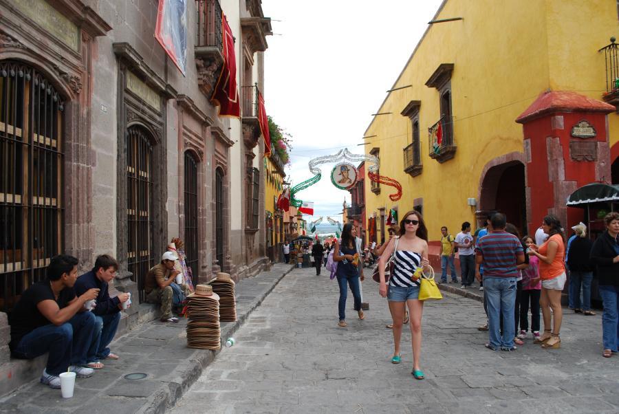 Spend your winter in San Miguel de Allende - Mexico - Is San Miguel de Allende a good snowbird location 1