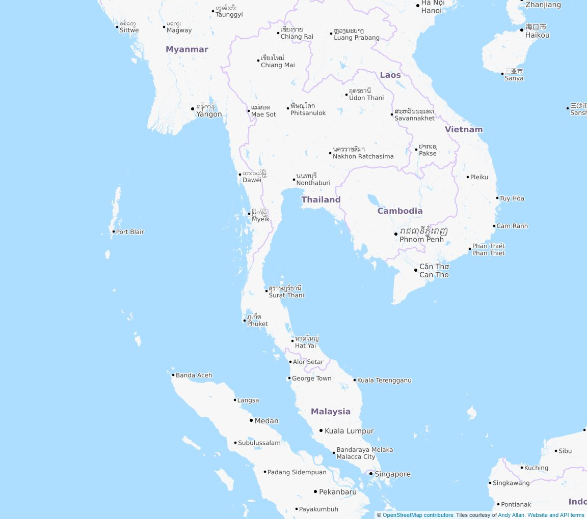 Spend your winter in Southeast Asia: Is Southeast Asia a good snowbird location? 3
