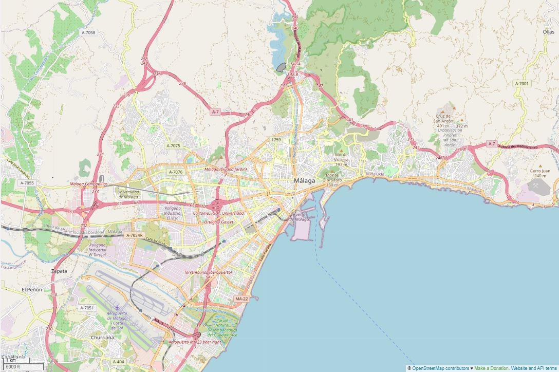 Spend your winter in Málaga - Spain - Is Málaga a good snowbird location 3