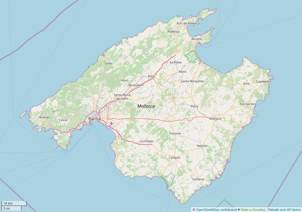 Spend your winter in Mallorca - Spain - Is Mallorca a good snowbird location 3
