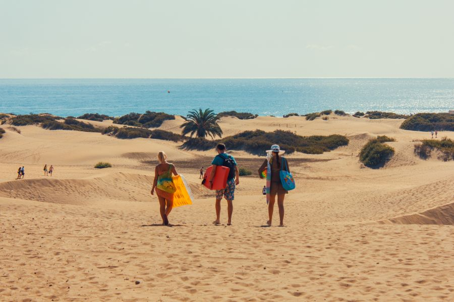 Spend your winter in Maspalomas - Gran Canaria - Is Maspalomas a good snowbird location 1