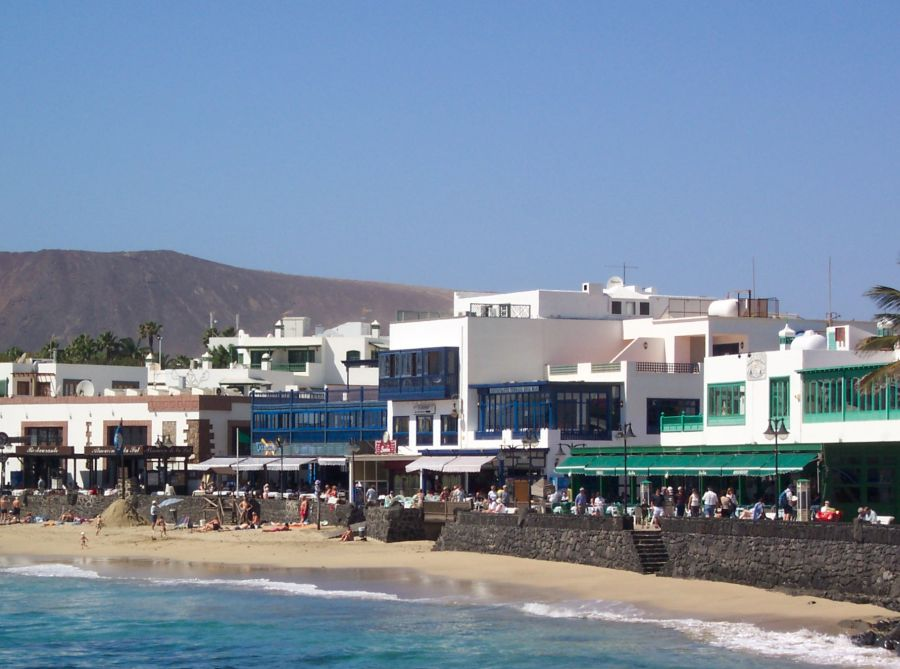 Spend your winter in Playa Blanca - Lanzarote - Is Playa Blanca a good snowbird location 1