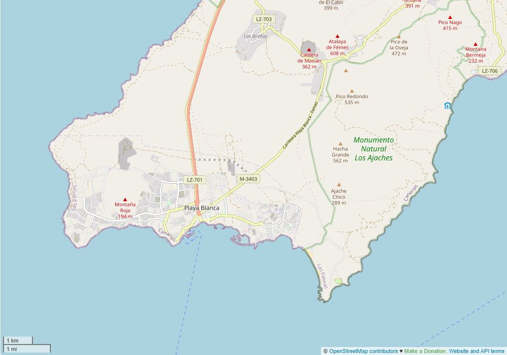 Spend your winter in Playa Blanca - Lanzarote - Is Playa Blanca a good snowbird location 3