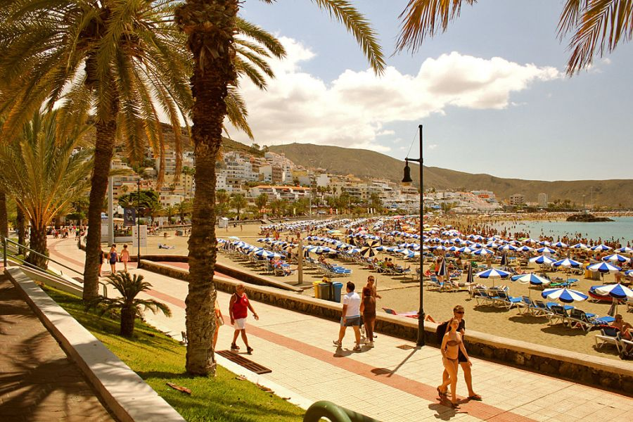 Spend your winter in Playa de las Americas - Tenerife - Is Playa de las Americas a good snowbird location 12