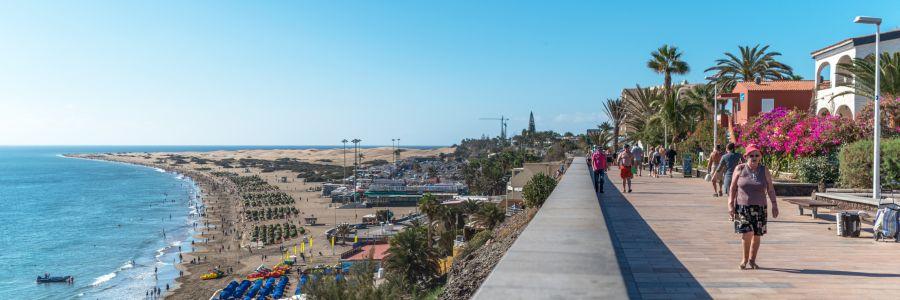 Spend your winter in Playa del Inglés - Gran Canaria - Is Playa del Inglés a good snowbird location 11