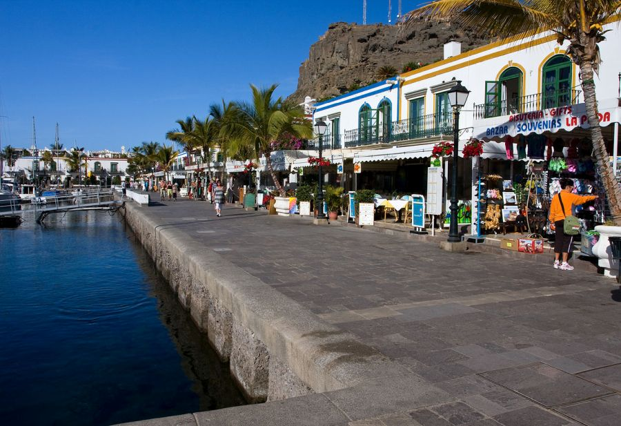 Spend your winter in Puerto de Mogan - Gran Canaria - Is Puerto de Mogan a good snowbird location 1