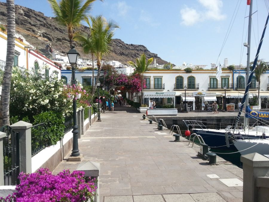 Spend your winter in Puerto de Mogan - Gran Canaria - Is Puerto de Mogan a good snowbird location 11