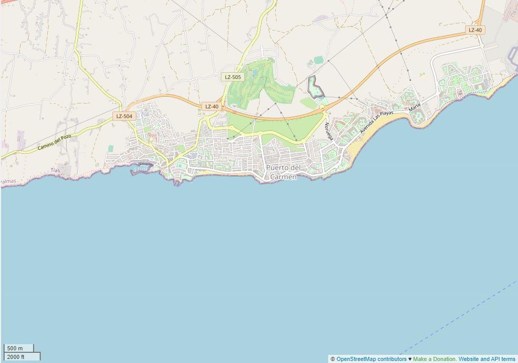 Spend your winter in Puerto del Carmen - Lanzarote - Is Puerto del Carmen a good snowbird location 3