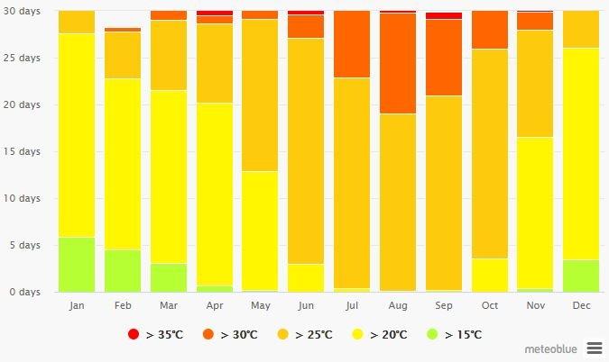 Spend your winter in Puerto del Carmen - Lanzarote - Is Puerto del Carmen a good snowbird location 7