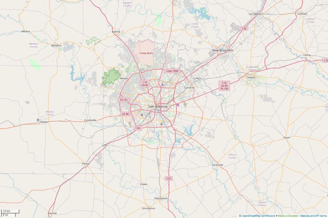 Spend your winter in San Antonio - Texas - Is San Antonio a good snowbird location 3