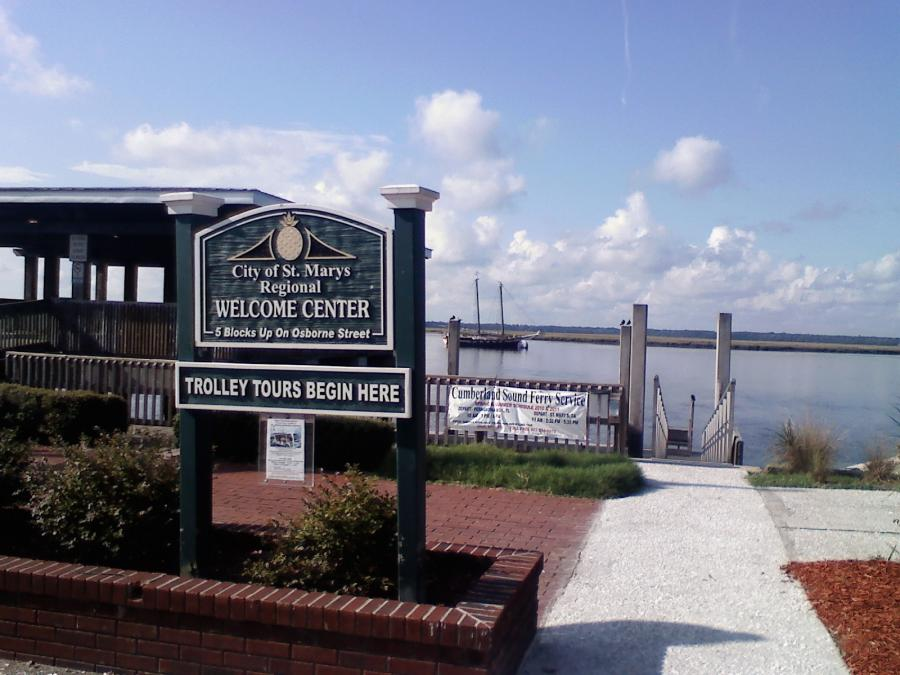 Spend your winter in St. Marys - Georgia - Is St. Marys a good snowbird location 1