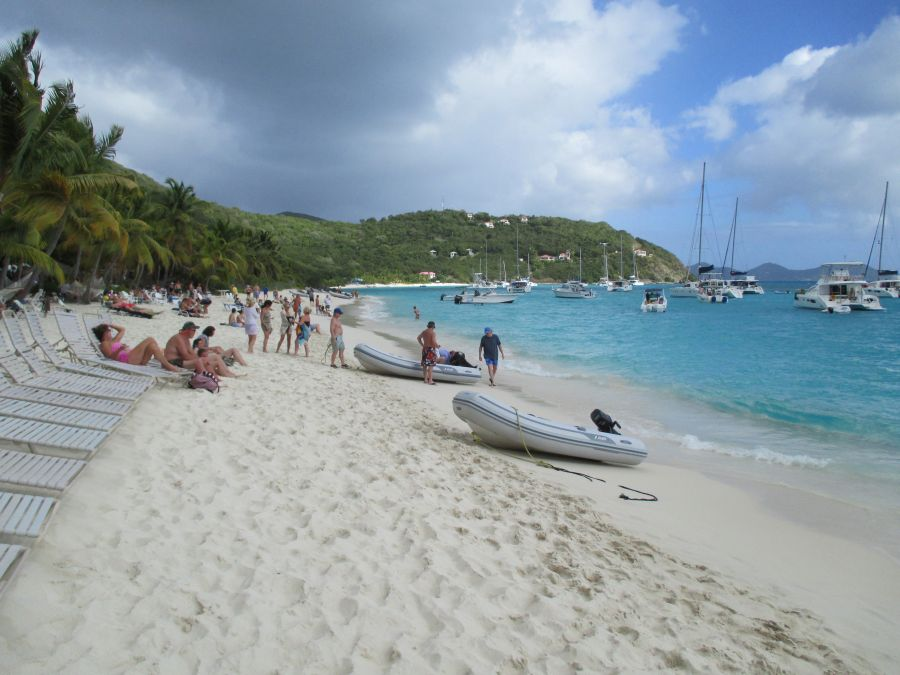 Spend your winter in the British Virgin Islands - Is the British Virgin Islands a good snowbird location 1