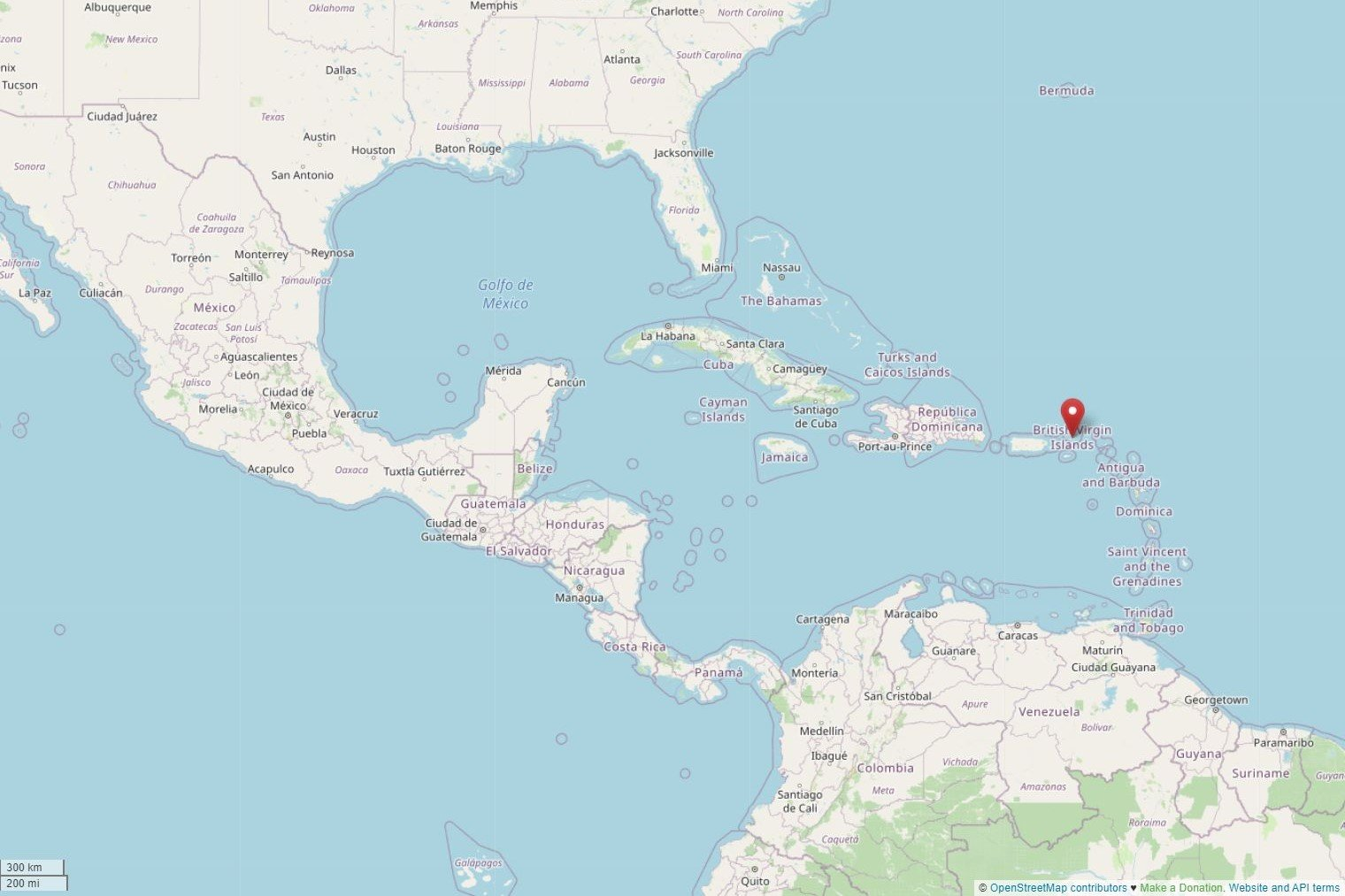 Spend your winter in the British Virgin Islands - Is the British Virgin Islands a good snowbird location 2