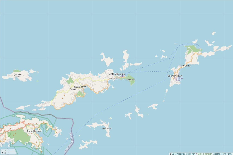 Spend your winter in the British Virgin Islands - Is the British Virgin Islands a good snowbird location 3