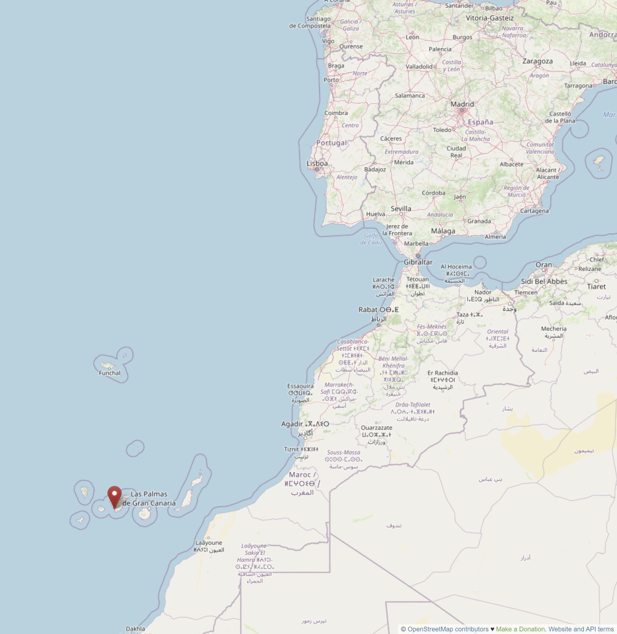 Spending Your Winter In Playa De Las Americas, Tenerife: Is Playa De La Americas A Good Snowbird Location? 1