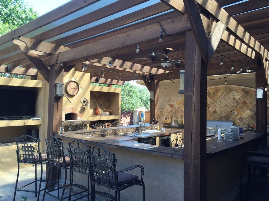 Prepare Your Outdoor Kitchen for The Winter 2