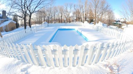 Prepare Your Swimming Pool for The Winter