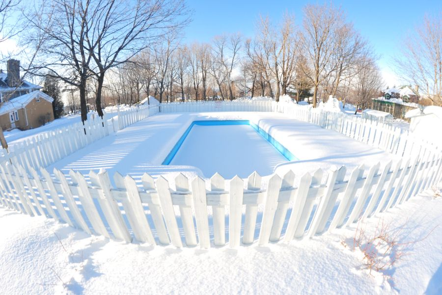 Prepare Your Swimming Pool for The Winter 1