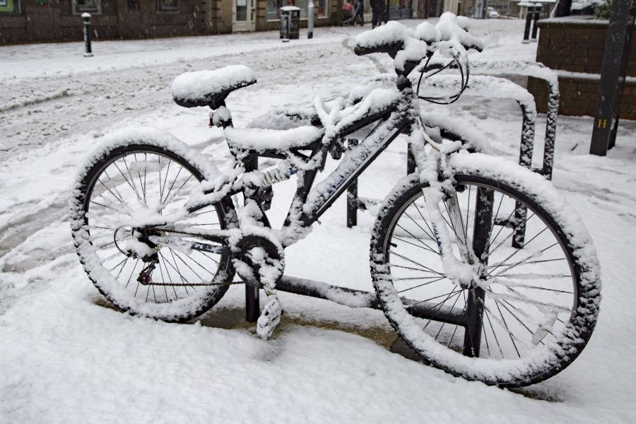 Prepare your Bicycle for the winter 1