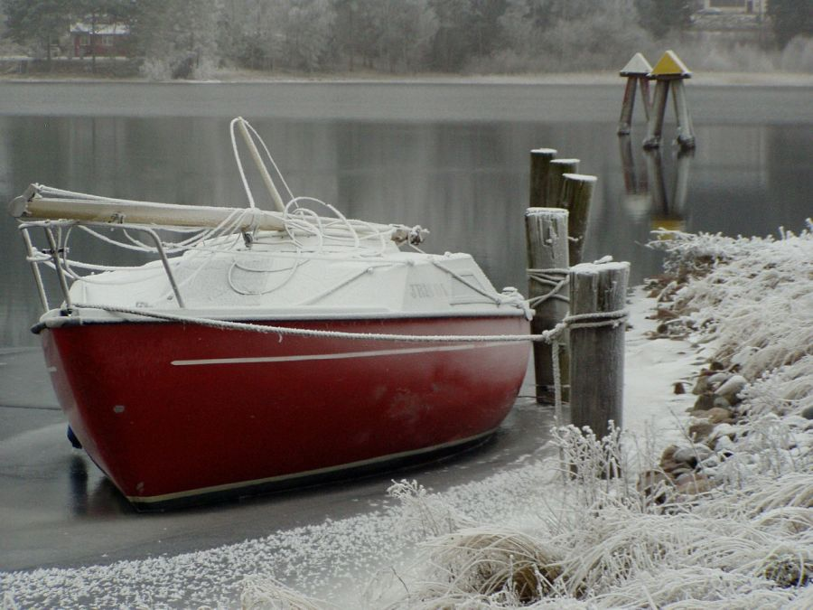 Prepare your Boat for the winter