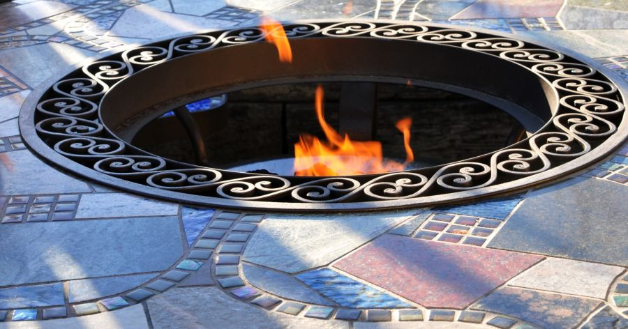 Prepare your fire pit for the winter