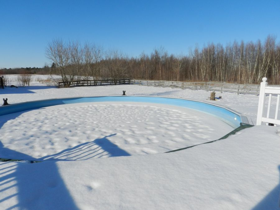 Prepare your pool for the winter 1