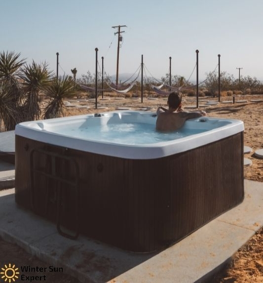 Can I put a hot tub on pavers - What professionals say